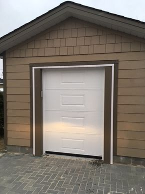 Small Garage door