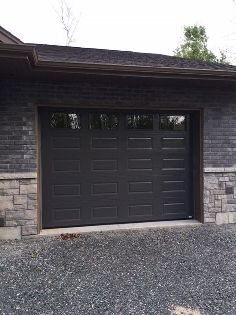Garage Door installation 2