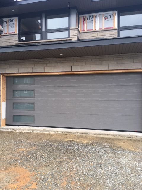 Garage Door installation 4