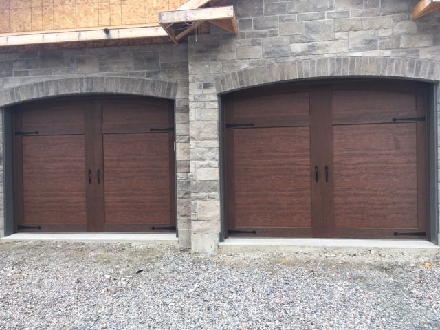 Garage Door installation 5